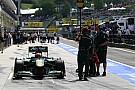 Team Lotus Hungarian GP Race Report