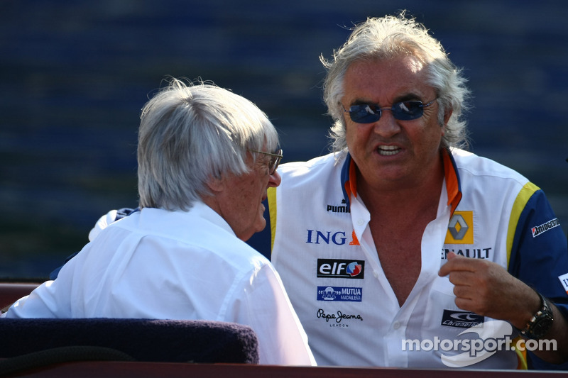 Briatore Involved In Ecclestone Bribe Affair - Report