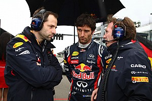 Horner Plays Down Webber Retirement Reports