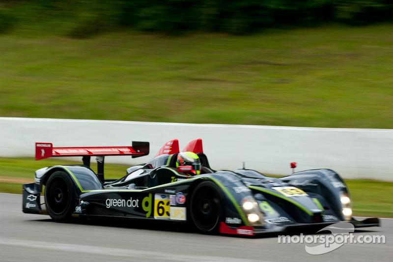 Genoa Racing Focused On Win At Mid-Ohio