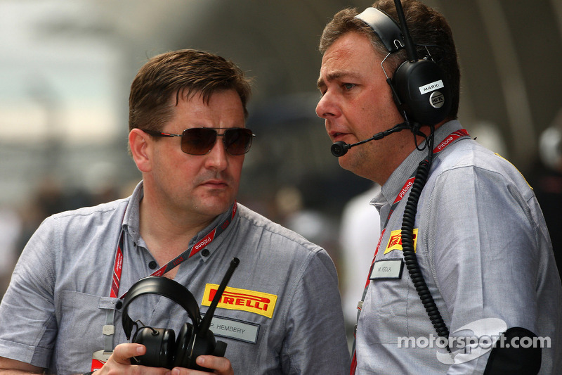Pirelli Not Bowing To Pressure In Tyre Selection