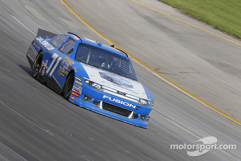 Andy Lally Ready For Pocono II Weekend