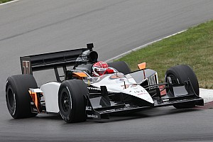 IndyCar Dreyer & Reinbold Racing Mid-Ohio Qualifying Report