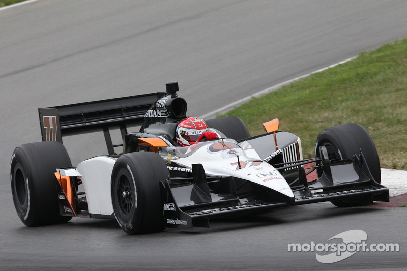 Dreyer & Reinbold Racing Mid-Ohio Qualifying Report