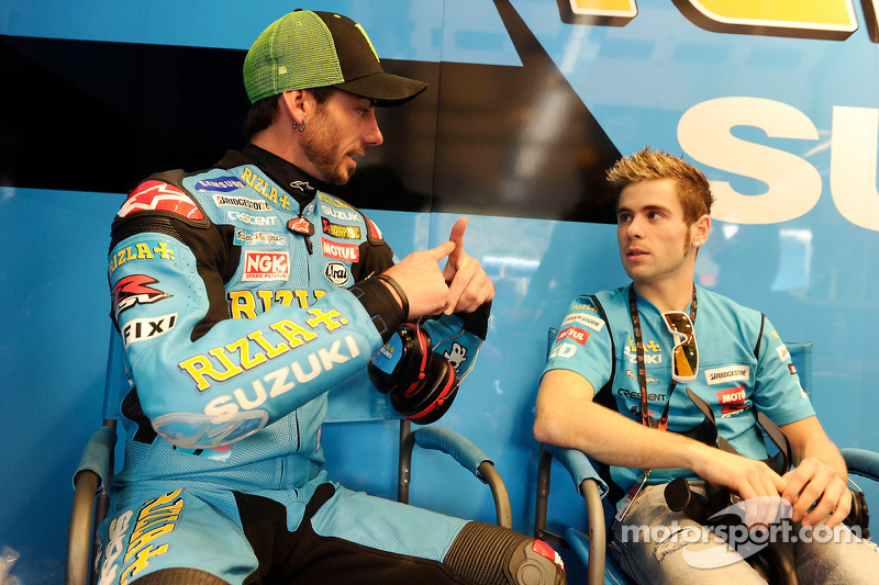 Hopkins will join Suzuki Team at Czech GP