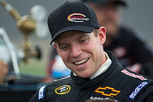 Regan Smith looks for good performance at The Glen