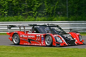 Brian Frisselle Watkins Glen qualifying report