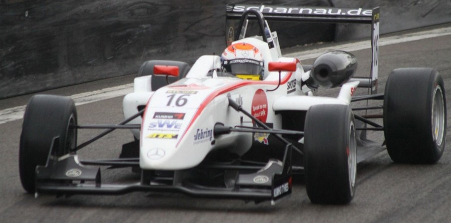 Rosenqvist GP Masters' surprise winner at Zandvoort
