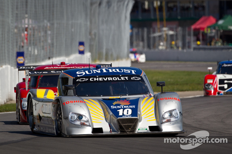 SunTrust Racing Montreal race report