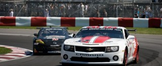 Grand-Am Stevenson team takes Montreal GT win