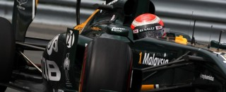 Team Lotus upbeat ahead of Belgian GP at Spa