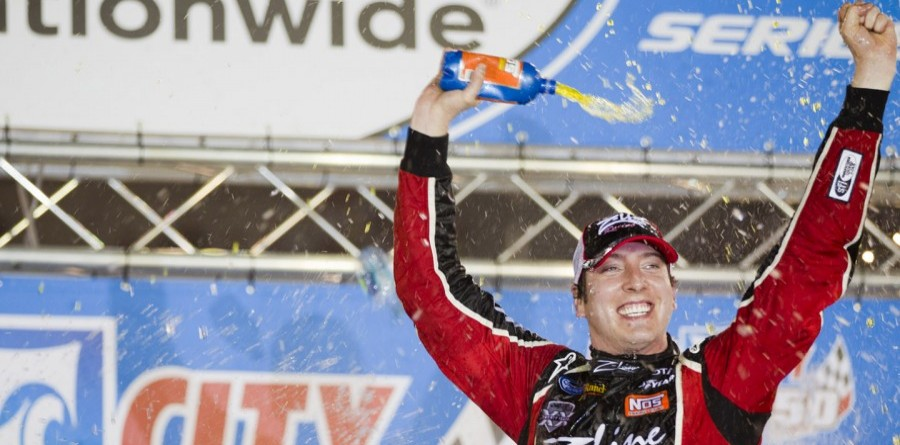 Kyle Busch makes history with Bristol win