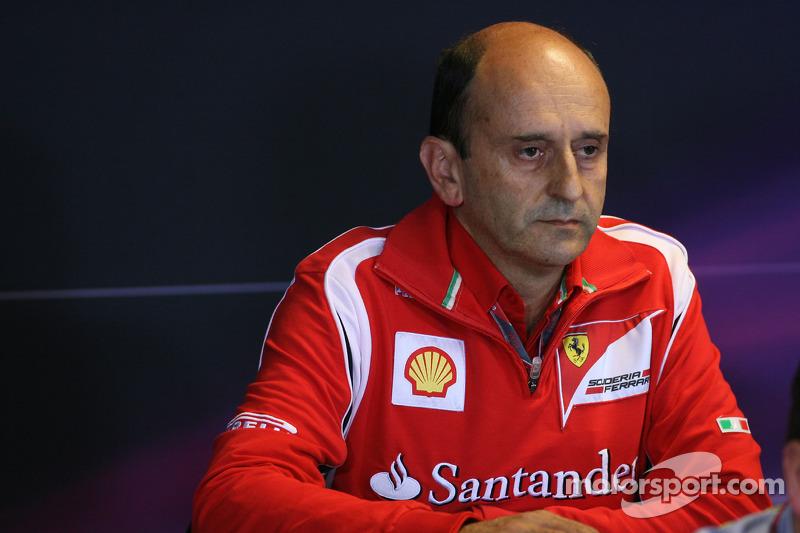 Ferrari plans to run first V6 prototype next year