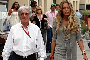 Ecclestone skips wedding day-three for Belgian GP