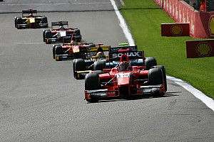 GP2 Arden Spa race 2 report