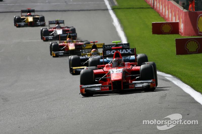 Arden Spa race 2 report