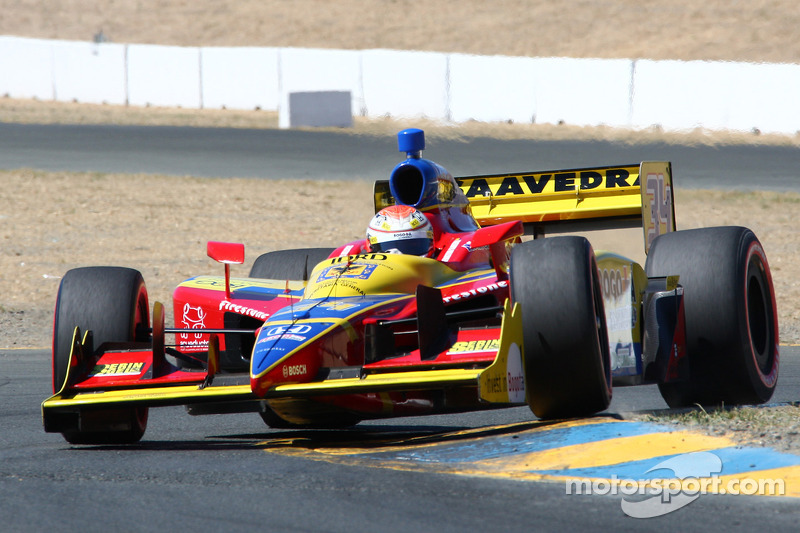Conquest Racing Sonoma race report