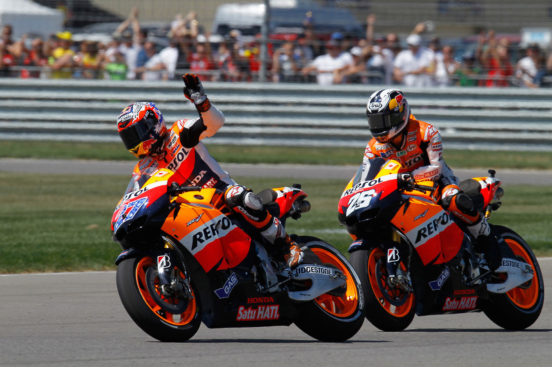 Repsol Honda set for San Marino GP
