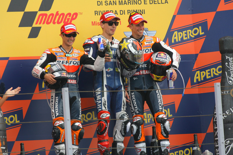 Bridgestone San Marino GP race report