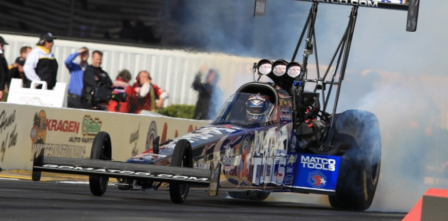 Brown Indianapolis Sunday qualifying report