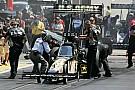 Tony Schumacher Indianapolis Sunday report
