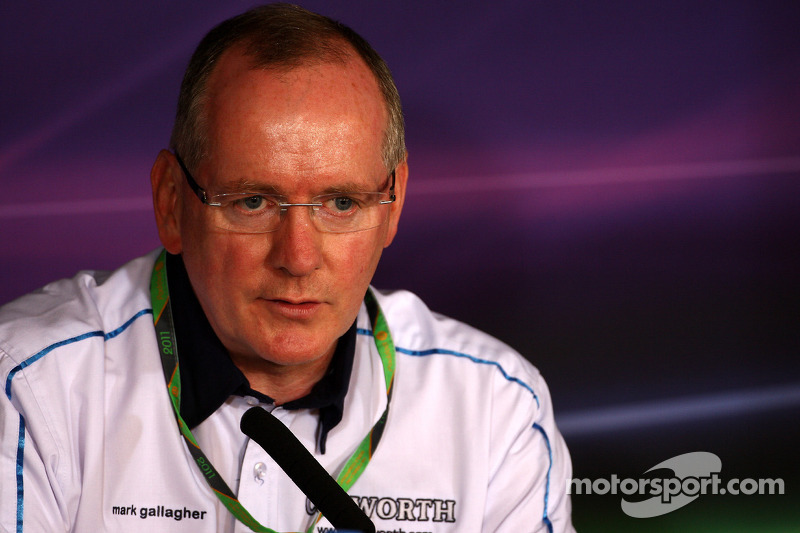 Formula One boss Gallagher leaves Cosworth
