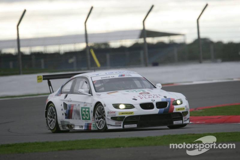 BMW Silverstone qualifying report