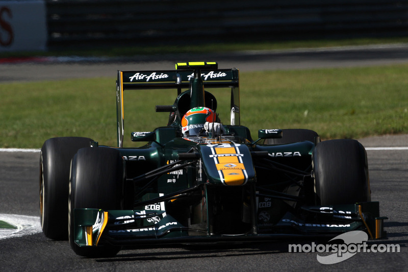 Chandhok could replace Trulli in India - Fernandes