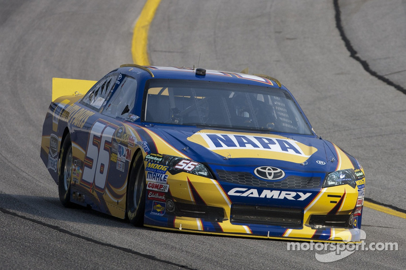 Truex Jr. looks for points at Chicagoland