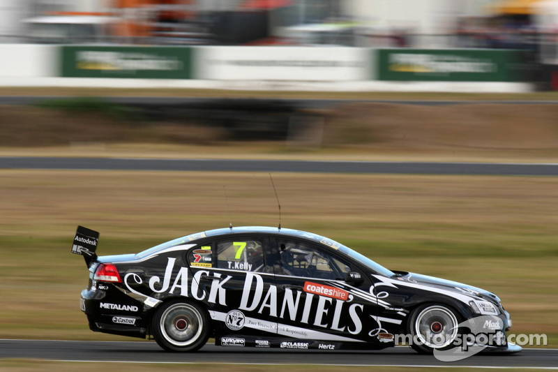 Jack Daniel's Racing set for L&H 500