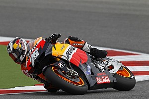 Repsol Honda Aragon GP Friday report