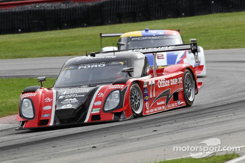 Brian & Burt Frisselle Mid-Ohio race report