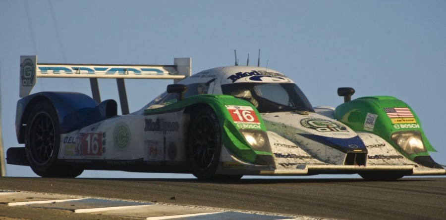 Dyson Racing sweeps 2011 LMP1 championships
