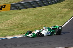 IndyCar HVM Racing Motegi race report