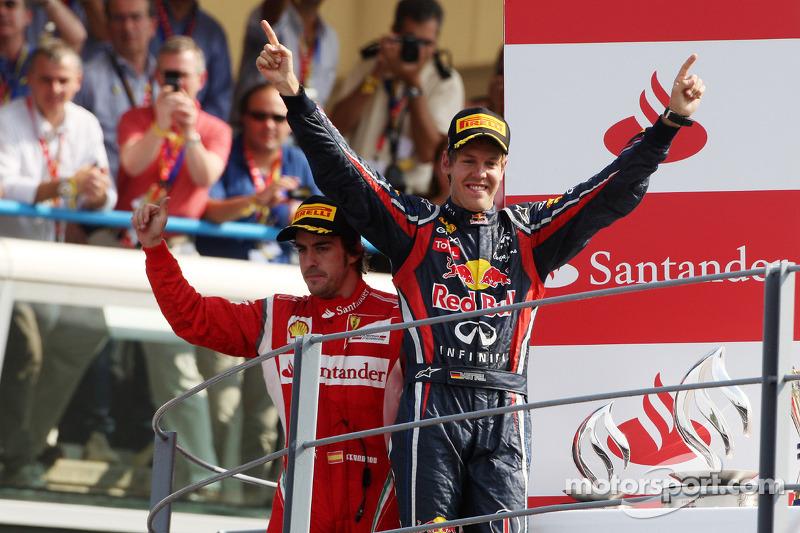 Vettel cried after loss of Red Bull team member