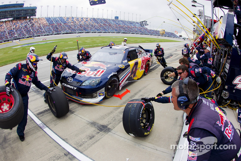 Red Bull Racing Team Chicagoland race report