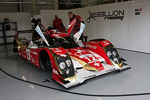 European Le Mans REBELLION Racing ready for Estoril