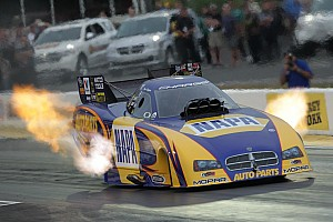 NHRA Capps Dallas Saturday report