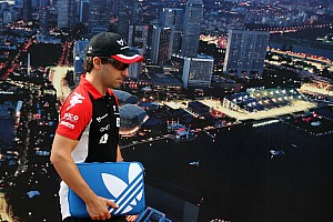 Marussia Virgin Singapore GP race report