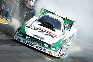 John Force Racing Dallas final report