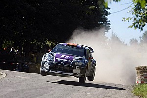 Citroën Racing Technologies expects strong Rallye de Fance