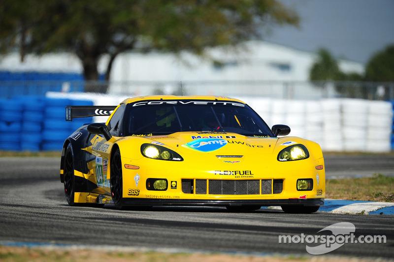 Corvette Racing aims for win at Road Atlanta