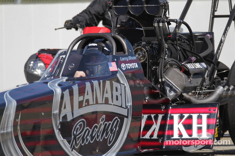 Al-Anabi Racing Team prepared for Maple Grove Raceway
