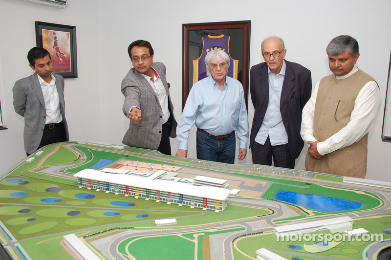 Concerns still linger over first Indian Grand Prix