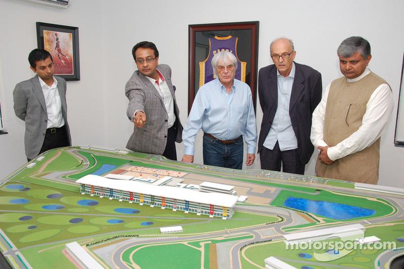 Concerns still linger over first Indian Grand Prix
