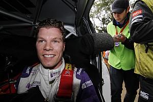 Van Merksteijn Motorsport prepped Rallye de France