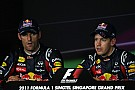 Horner, Ecclestone not writing off Webber