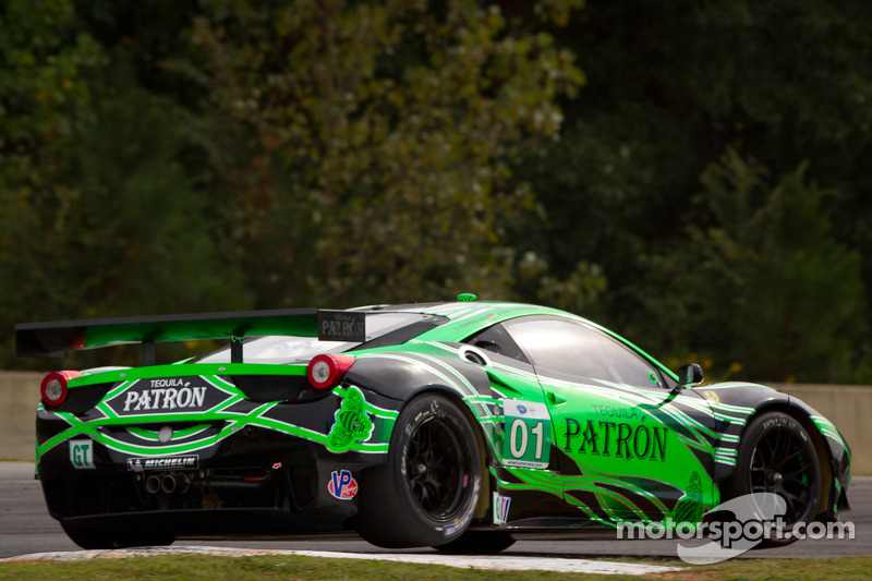 Extreme Speed Motorsports Road Atlanta qualifying report