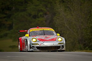Flying Lizard Motorsports Road Atlanta qualifying report