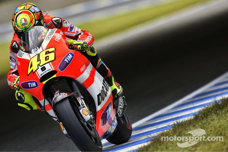 Ducati GP of Japan qualifying report